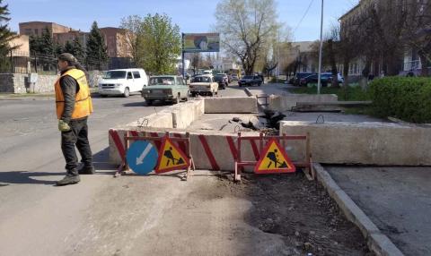 Продовження випробувань тепломереж міста Кропивницького